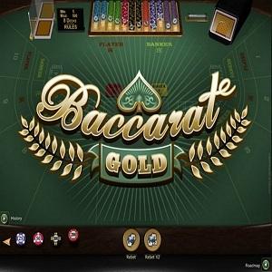 Baccarat Gold Spiel